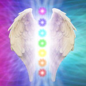 Op i vibration med ærkeenglene - Op i vibration 1